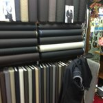 Amazing selection of fine fabrics