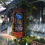 Blue Rose Inn & Restaurant Entrance
