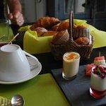 un régal de petit-déjeuner :)