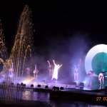 fontane luci e balletto