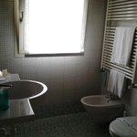 Il bagno della mia stanza