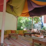 Outdoor Zen Room