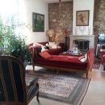 Salon accueillant et cosy