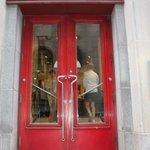 Portes Rouges
