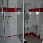 salle de bains / douche