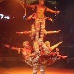 Show no circo
