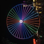 Wildwood's huge Ferris Wheel
