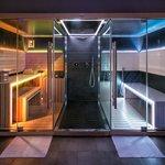 sauna e bagnoturco