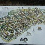 La vieille ville de Langres