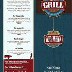 Man VS Food menu