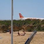 aeroporto sulla spiaggia di ammes