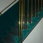 Skinny stairwell
