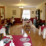 Dining Room with Geraldine