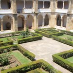 Gardens in the cloisters