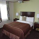 Hotel Room w/ Queen Bed