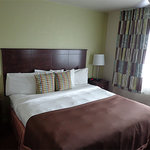 Hotel Room w/ King Bed