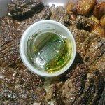 Skirt Steak with Chimichurri