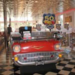 route 50 diner at hotel