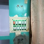 Room electric switch