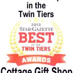Voted Best Gift Shop in the Twin Tiers
