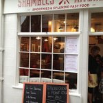 Shambles kitchen