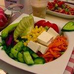 Salad Art!