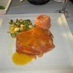 Chicken from Mexican Restaurant...Gross!!