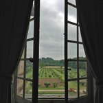 """view from """"chambre de Voltaire"""""""