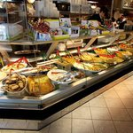 Specialty display counter