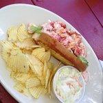 best lobster roll on MDI