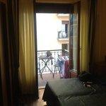 kamer met balkonnetje