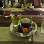 choix de desserts