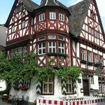 One of the oldest buildings in Bacharach.