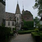 Chateau de La Rochepot Court
