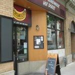 Entrance, 95 King Street East
