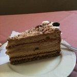 cappucinno cake