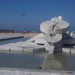 lungomare pescara - fontana la nave