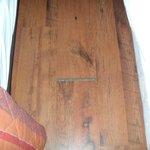 parquet chambre confort ou nichoir a poussiere