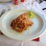 Lasagne, delicious