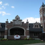 The Supper Club in the Historic Greensburg Train Station