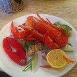 Fresh lobster specials dish, so tasty!!