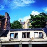 Hostel in the sky