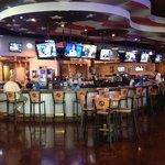 Huge bar area!