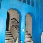 It's a blue place