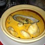 soupe de poisons thaï