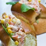 Mini New England Lobster Rolls