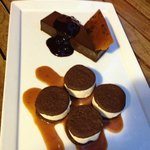 Chocolate Desserts by Jaclyn