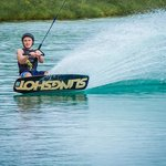 Wakeboarding comp