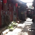 Templeside Hutong Guest House Foto