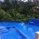 una piscina de ensueño